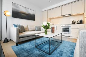 Two-Bedroom Apartment, CitySuites Aparthotel