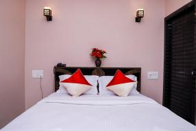 Deluxe Double Room, Baga HighQ