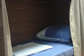 Односпальная кровать в общем номере для женщин, Hostel Eleon