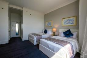Двухместный номер с 2 двуспальными кроватями, Congress Plaza Hotel Chicago