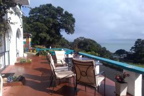 Double Room with Sea View, La Casa Te Puru Lodge