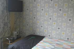 Single Room with Private Bathroom, Kirk Lea Guest House