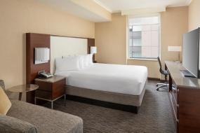 Номер с 1 кроватью размера «king-size», Hilton San Francisco Union Square