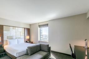 1 кровать размера «queen-size», Hilton San Francisco Union Square