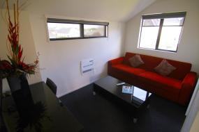 Small Two-Bedroom Suite, Metropolitan Motel on Riccarton
