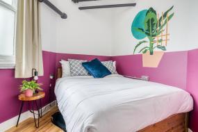 Small Room, Selina NQ1 Manchester