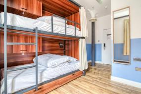 Bed in Large Dorm, Selina NQ1 Manchester