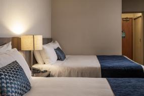 Standard 2 Queen, Kingsgate Hotel Dunedin