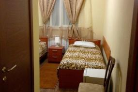 Стандартный двухместный номер с 1 кроватью или 2 отдельными кроватями, Калина отель