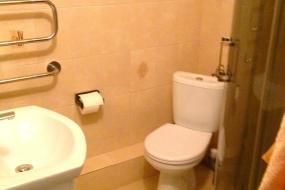 Улучшенный двухместный номер с 1 кроватью или 2 отдельными кроватями, Калина отель