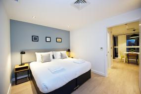 One-Bedroom Apartment (3 Adults), Staycity Aparthotels Birmingham Central Newhall Square