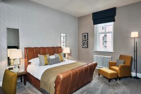 Standard Double Room, Hotel du Vin Birmingham