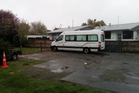 Empty lot, CabbageTree Villa ~ VanParking for VanPackers