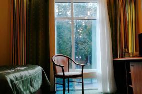 Двухместный номер с 1 кроватью, Акватель Волжская Жемчужина