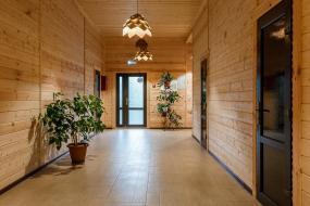 Четырехместный номер с ванной комнатой, Туристический Комплекс Белая река Даховская