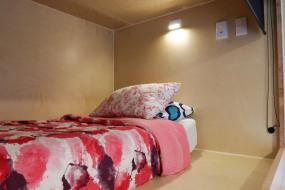 Single Pod in 10-Bed Mixed Dormitory Room, YHA Taupo Finlay Jack's Backpackers