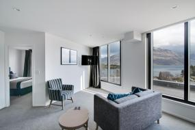 One-Bedroom Apartment, Ramada Queenstown Central