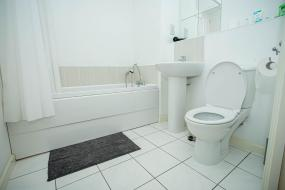 Two-Bedroom Apartment, The Jewel - Near Northampton Town Centre