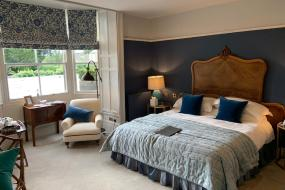 Deluxe Double Room, The Traddock