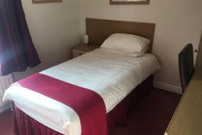 Single Room, Holly Trees Hotel