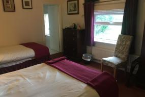 Twin Room, Holly Trees Hotel