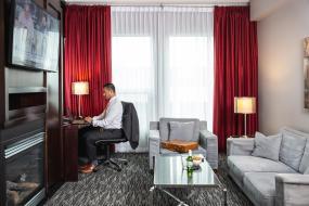 One-Bedroom King Suite, Matrix Hotel