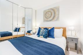 Two-Bedroom Apartment, 2 Bedroom Apartment - Sentinel Living Serviced Accommodation, Windsor with Free Parking and WiFi