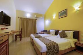 Standard Double or Twin Room, The Fern Spazio Leisure Resort, Anjuna Goa