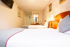 Standard Twin Room with Garden View, Clachan Cottage Hotel