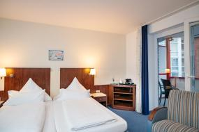Room with Balcony or Terrace, Hotel Seeschwalbe