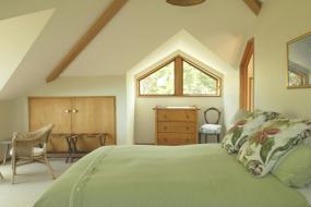 Deluxe Double Room with Sea View, Waiwurrie Coastal Farm Lodge