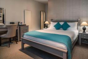 Standard Double Room - Disability Access, Vanbrugh House Hotel