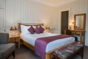 Super Deluxe Double Room, Vanbrugh House Hotel
