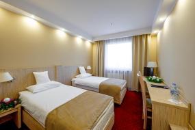 Pokój typu Business z 2 łóżkami pojedynczymi, Hotel 500