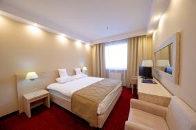 Pokój Jednoosobowy typu Business, Hotel 500