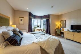 Bridal Suite, The Pennington Hotel