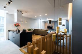 Penthouse Apartment, Mirabilis Apartments - Bayham Place