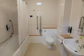 Double Room - Disability Access, Holmfield Arms by Greene King Inns