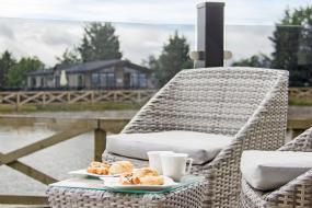 Holiday Home, Newport Bridge Lodge - UKC4066