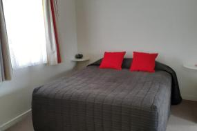 Double or Twin Room, Featherston Motels And Camping