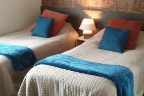 Deluxe Twin Room, Little Lodge Walcote