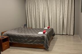 Семейный двухместный номер с 1 кроватью, Гостиница