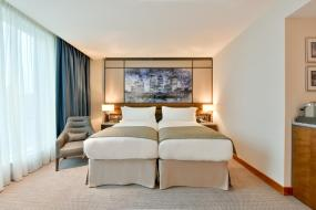 Superior Twin Room, Intercontinental London - The O2