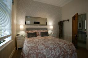 Blue Room, Eden Park Bed And Breakfast Inn