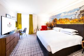 Deluxe Double Room with Extra Bed, Millennium Gloucester Hotel London