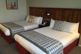 Double Room with Two Double Beds - Non-Smoking, Holiday Inn Northampton
