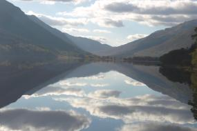 Double Room with Lake View, Clachan Cottage Hotel