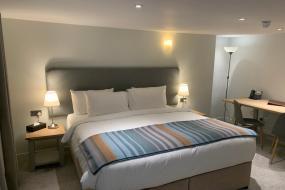 Standard King Room, Llanerch Vineyard Hotel