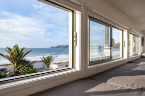 Beachfront Two bedroom Three bathroom Apartment, Onetangi Beach Apartments
