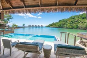 Villa with Private Pool, Palau Pacific Resort